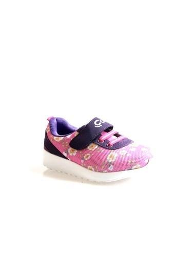 Cool Kız Çocuk Bebe Günlük Rahat Günlük Spor Ayakkabı Mavi